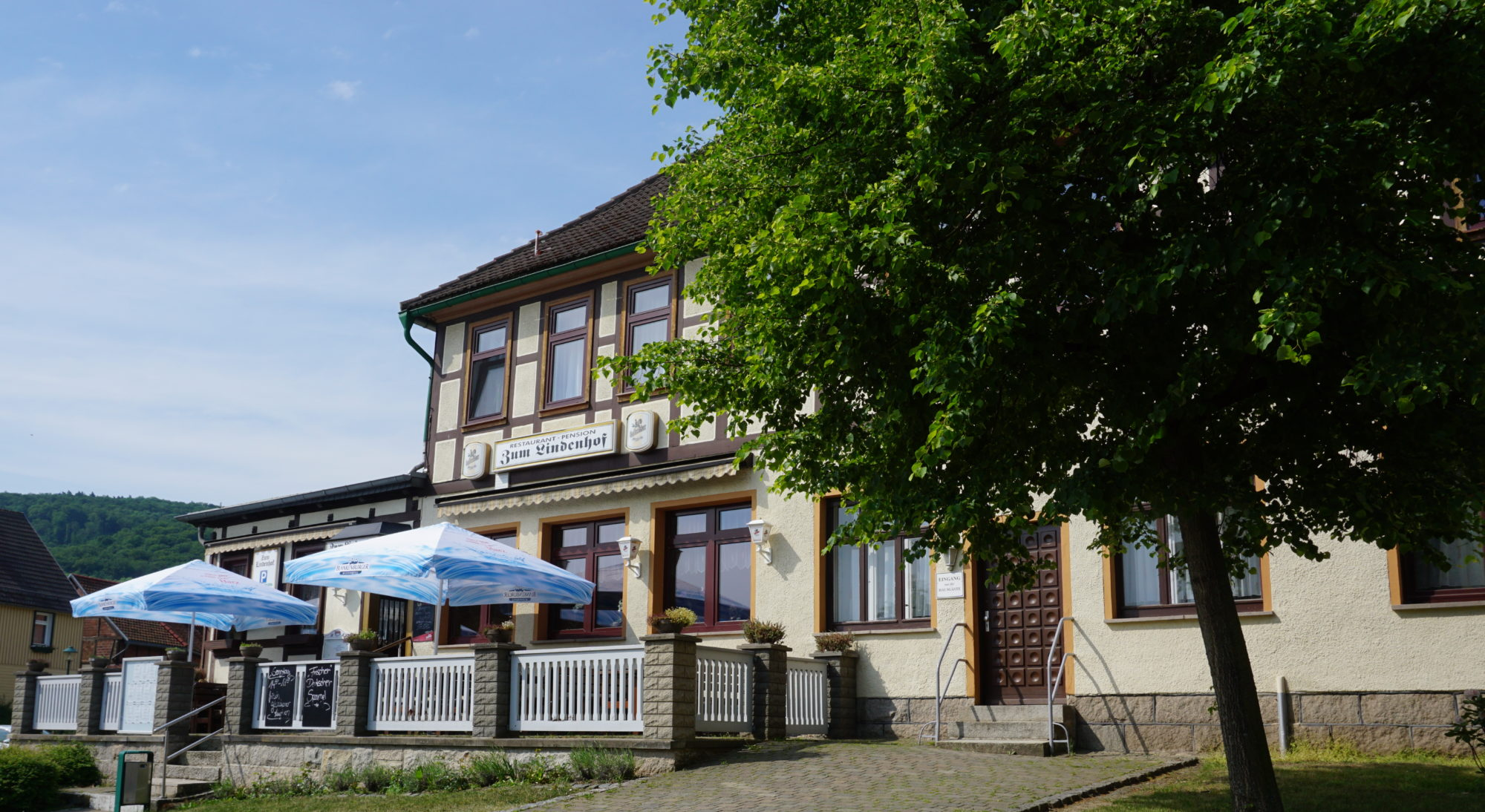 Restaurant Pension Lindenhof